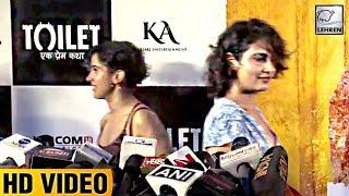 Dangal Girls Spotted IGNORING Each Other | Fatima Sana Shaikh | Sanya Malhotra | LehrenTV