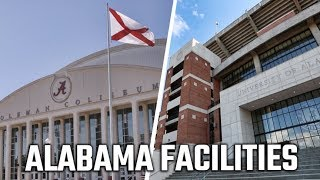 Greg Byrne shares vision for Alabama athletic facilities