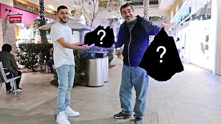 SURPRISED MY DAD W/ CRAZY SHOPPING SPREE!! *BUY WHATEVER YOU WANT*