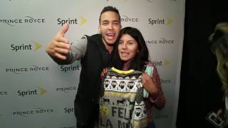 Prince Royce   Holiday Benefit Show 3