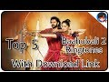Top 5 Best Baahubali 2 Ringtones With Do...mp3