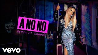 Mariah Carey - A No No (Remix - Audio) ft. Shawni