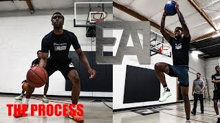 THE PROCESS | Jaron Hopkins & Torren Jones @ EAI