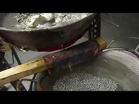Изготовление дробей