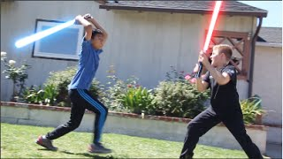 REVENGE OF THE KIDS - How Kids Play Star Wars