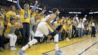 Warriors Comeback Down 25! Kawhi Leonard Injury! Spurs Warriors Game 1