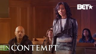 Tina Lawson's Husband Joins Cast Of New Legal Drama, 'In Contempt' | In Contempt