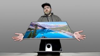 The Mind Blowing 33 Million Pixel Display...