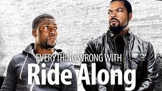 Everything Wrong With Ride Along In 13 Minutes Or Less