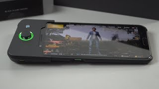 Xiaomi Black Shark Unboxing & Hands-On Review (English)