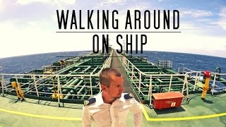 Life at Sea | Living on product tanker | HD