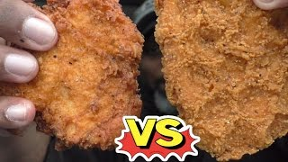 Chick-Fil-A VS Wendy