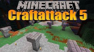 Ein Stack Dias für Veni! Braustand! Villagerdorf! - Minecraft Craftattack 5 #05