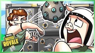Funny IMPULSE GRENADE Kill in Fortnite Battle Royale!