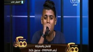 #ممكن | شاهد… ناصر غاندي يغني خلوني ساكت من اغانيه الشعبية