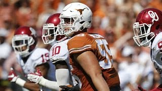 Connor Williams Is The Top Returning OL In 2017 | CampusInsiders