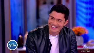 Henry Golding Discusses 'Crazy Rich Asians' Casting Controversy | The View