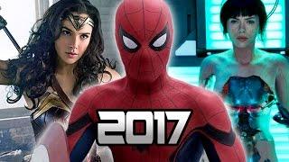 Top 12 FILME die du 2017 sehen solltest!