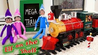 Elf on the Shelf! Buddy the Elf Brings World