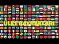 Dünya Bayrakları - 1 / Ülke Bayraklar...mp3