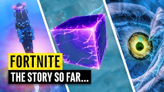 OUTDATED Fortnite | The Story So Far... All Live Events and Cinematics (Season 3 – Season 9)