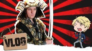 Samurai-Action, Karaoke-Eskalation & Robot-Show in Tokio