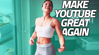 #MakeYouTubeGreatAgain | SMARTGAINS