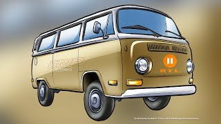 Gewinne einen VW Bulli T2!