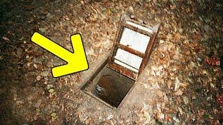 5 geheime Räume die tatsächlich gefunden wurden!