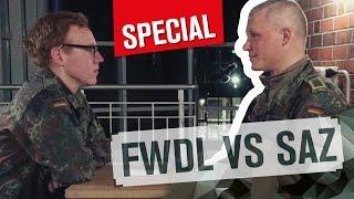Freiwilliger Wehrdienst VS Soldat auf Zeit | SPECIAL