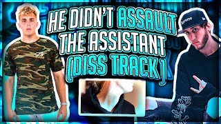 Banks Accused of Assaulting Jake Paul