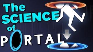 WARNING: Portals Kill   The SCIENCE!...of Portal