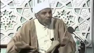 تفسير سورة الفاتحة 3 الشيخ الشعراوي