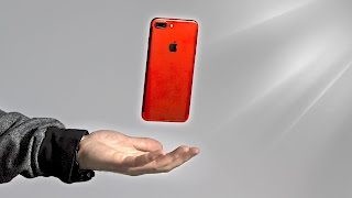Unboxing The Magical RED iPhone 7