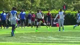 WR Deon Cain - Tampa Bay Tech (FL) - 2014 Nike The Opening