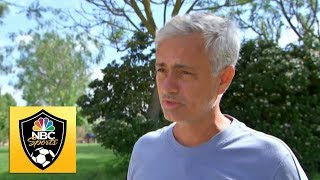 Jose Mourinho reflects on his rise to the Premier League (Pt. 3) | Inside the Mind | NBC Sports