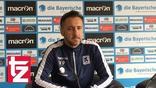 """Vitor Pereira vor dem Spiel gegen Aue: """"Das wird ein hartes Stück Arbeit!"""""""