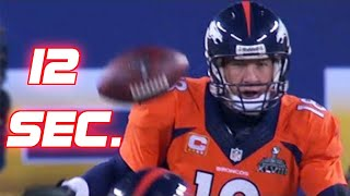 Fastest Scores in NFL History (Within 15 Seconds)
