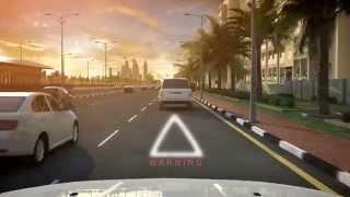 Dubai RTA Hazard Perception Test System
