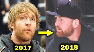 10 Current WWE Wrestlers Who Changed Their Look - Dean Ambrose, Braun Strowman & more