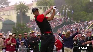 Tiger Woods Talks U.S. Open, Shinnecock Hills