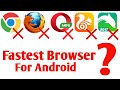 Fastest browser for Android 2018 | Best ...mp3
