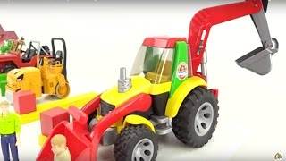 Kinderfilm - Spielzeugautos - Wir gehen ins Autohaus