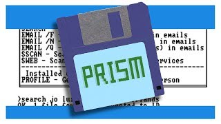 What PRISM would have looked like if it were made in the 1980s?