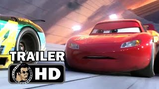 CARS 3 Official Trailer #2 (2017) Pixar Animation Movie HD