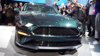Ford brings back the Bullitt Mustang at Detroit