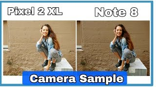 Camera sample of Google Pixel 2 XL and Samsung galaxy note 8