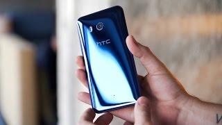 Ein letzter Versuch Samsung zu schlagen: HTC U11 Hands-On! - felixba