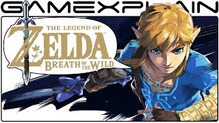 Our Ultimate Zelda: Breath of the Wild Discussion - Story, Exploration, & Breakable Weapons (Part 1)