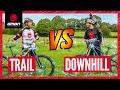 Trail Bike Vs Downhill Mountain Bike | T...mp3